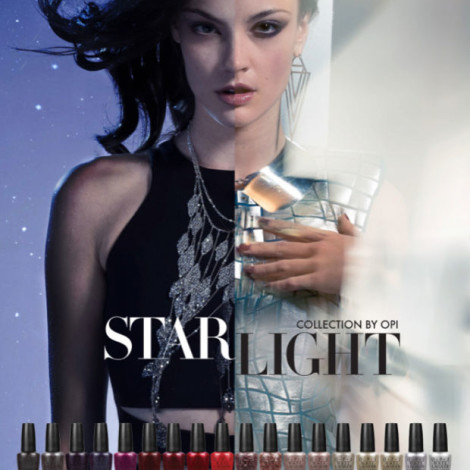 OPI STARLIGHT COLLECTION… dobro došla u Manos :)
