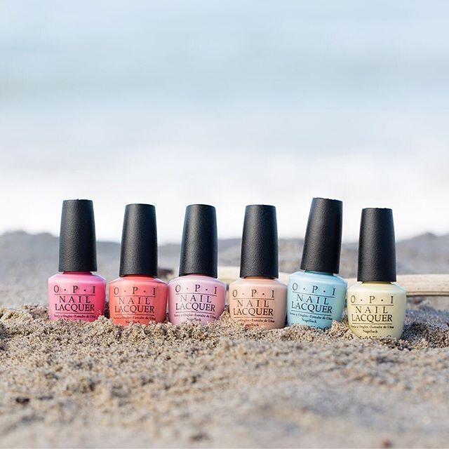 Najljepše ljetne boje lakova za nokte